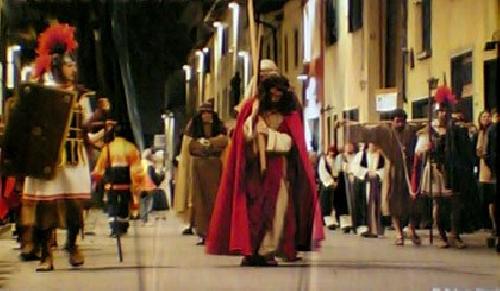 Passione di Gesù a Campi Bisenzio Foto