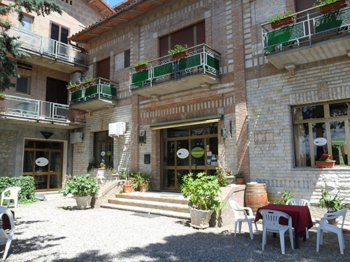 Pasqua 2019 in Hotel in collina a Siena Foto