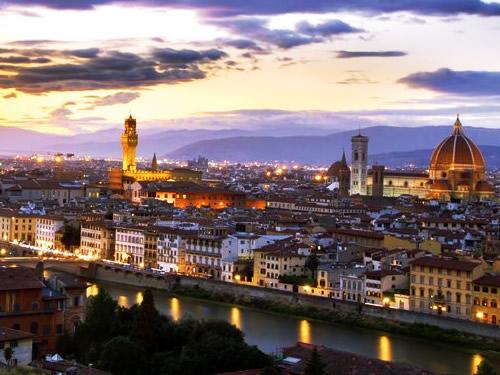 turismo religioso chiese toscana pasqua foto